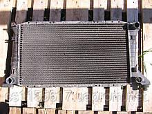 Радиатор охлаждения основной б/у 2.0i на Ford  Transit (DOHC) год 1994-2000 (без кондиционера)