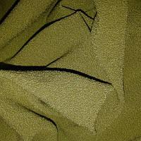"""Костюмная ткань букле цвет """"зеленый горошек"""""""