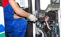 Диагностика и ремонт машины