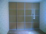 Большой шкаф-купе Комбинированный, под заказ, фото 5