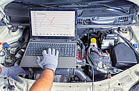 Диагностика и ремонт машины Форд-Фиеста ВТ14-25АН