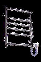 Электрический полотенцесушитель Стандарт-6 (нерж) Elna, фото 1