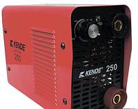 Сварочный инвертор Kende MMA-250, 250 ампер 2-4 эелектрод, Италия