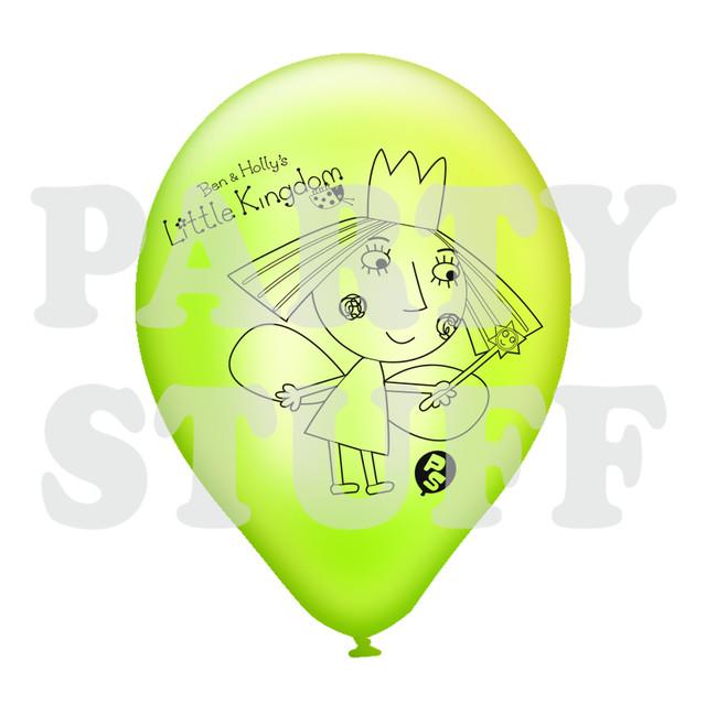 воздушные шары Бен и Холли