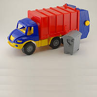 """Игрушечный мусоровоз """"Атлантис"""" большой, фото 1"""