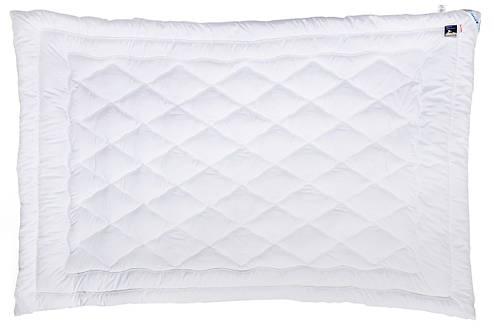 Одеяло Руно полуторное искусственный Лебединый Пух 140x205 Хлопок Тик 420г/м2 (321.139ЛПУ), фото 2