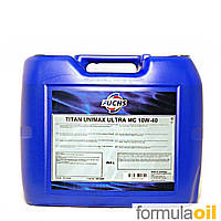 FUCHS Titan UnicMax Ultra MC 10w40 20L