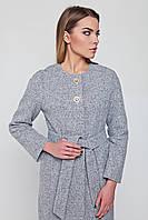 Женское демисезонное пальто шерсть