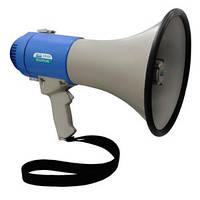 Прибор для усиления звука: громкоговоритель, мегафон, гучномовець, рупор, электромегафон