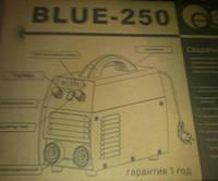 Инверторный сварочный аппарат Edon 250S blue mini