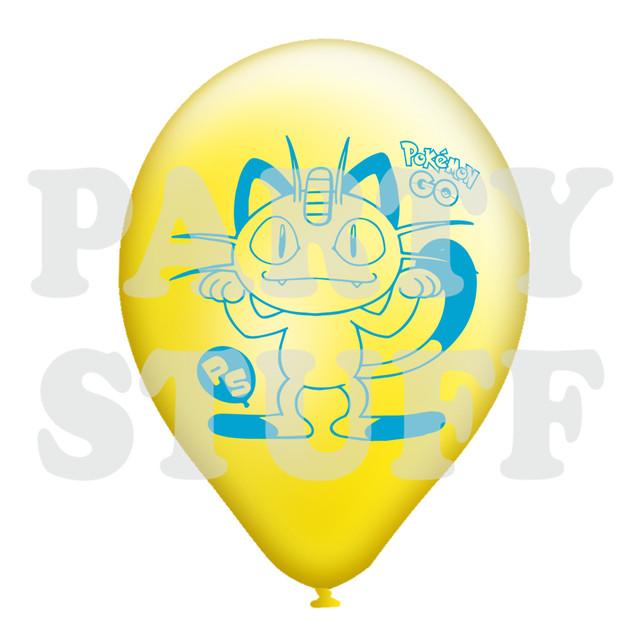 воздушные шары покемоны