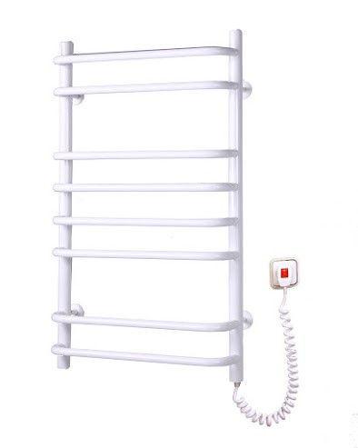 Полотенцесушитель Elna,Стандарт-8 (белый) + с терморегулятором