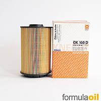 Фильтр масла KNECHT OX160D