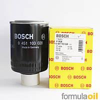 Фильтр масляный Bosch 0 451 103 028