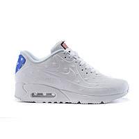 Мужские кроссовки Nike Air Max 90' VT Tweed Amerika White (Эир макс 90 ВТ Твид)
