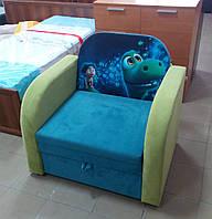 Детский диван кровать с персонажами мультфильмов ТОЙ TOY (Разные рисунки)
