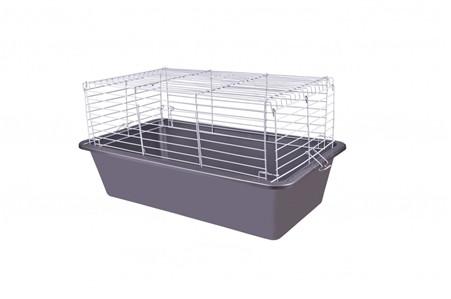 Клітка Їжачок! №22 для кроликів 82х45х41 см