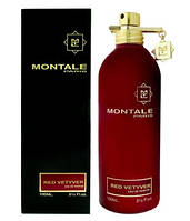 Montale Red Vetyver 100Ml Tester Edp