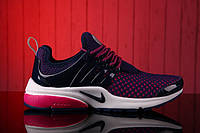 Женские кроссовки Nike Air Presto Flyknit Weaving Purple