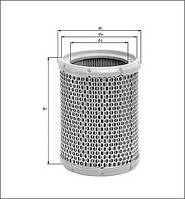 Фильтр воздушный двигателя Kangoo/Clio/Twingo 1.2 Mahle LX646 7701065985