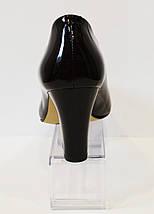 Туфли женские лакированные Vanilla , фото 2