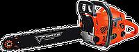 Бензопила FORTE FGS-1520, мощность 2,7 кВт, шина 45 см, легкий старт, вес 5,6кг