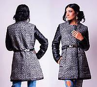 Пальто женское весна-осень, букле