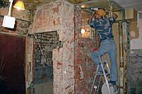 Подготовка к ремонту, демонтажные работы