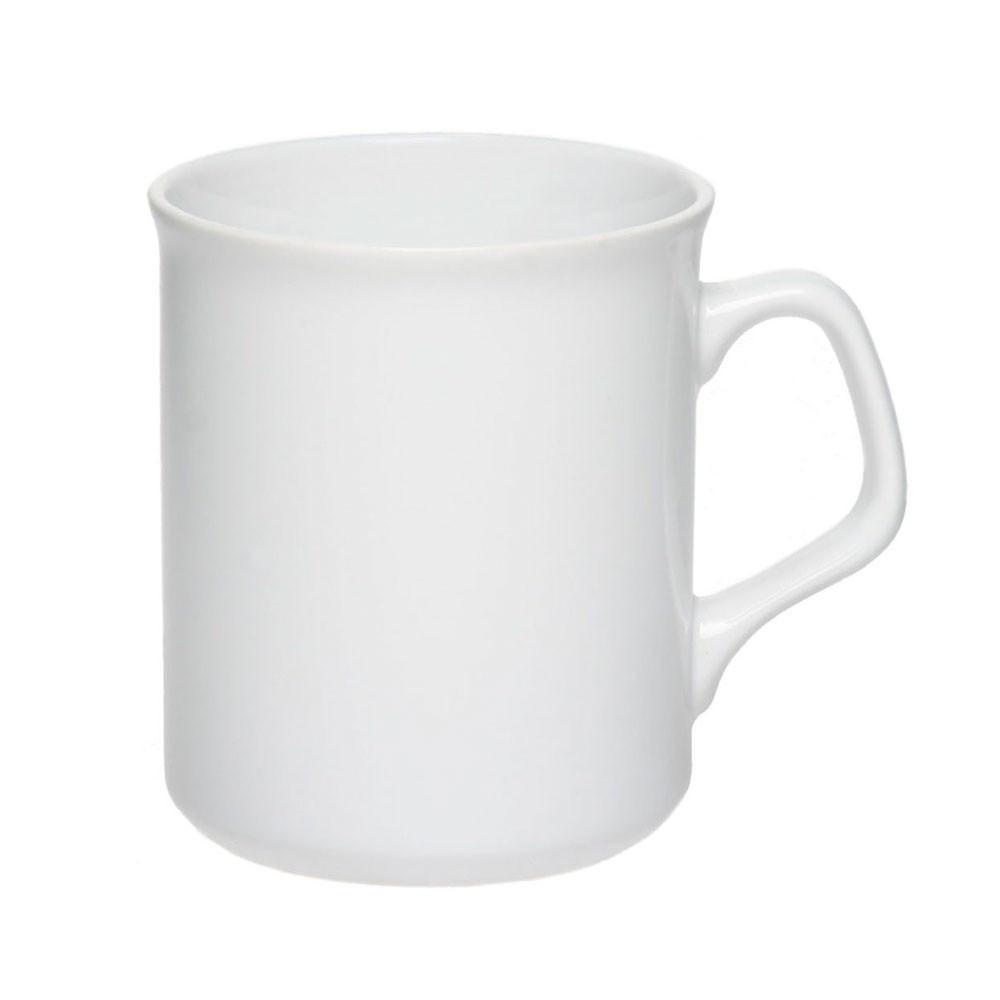 Чашка керамическая 'Джокер', 310мл, цвет Белый