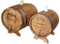 Бочки дубовые наливные для вина, коньяка и т. д., фото 1