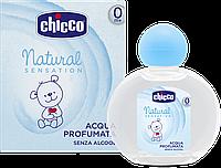 Туалетная вода Chicco Natural Sensation, 100 мл (07928.10)