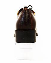 Туфли женские из кожи козы Lan-Kars 454, фото 2