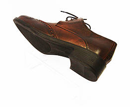 Туфли женские из кожи козы Lan-Kars 454, фото 3
