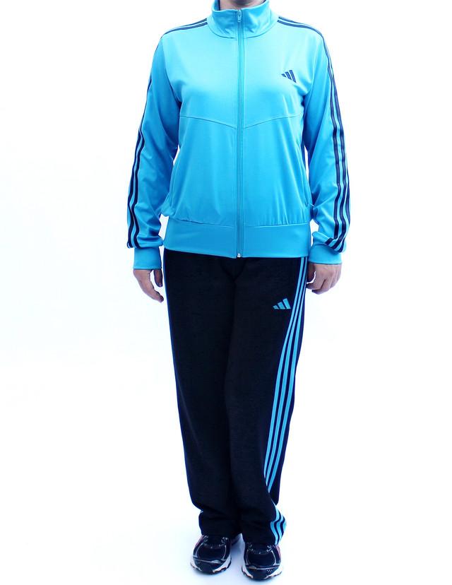 модный женский спортивный костюм с бирюзовой кофтой фото teens.ua