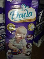 НОВИНКА Подгузники  Dada Premium дада премиум 4 (7-18 кг)