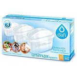 Картридж Dafi Unimax для фільтр-глечиків Дафі і BRITA MAXTRA (1 шт.), фото 4