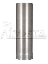 Труба из нержавеющей стали 0,3 метра 0,8мм AISI 321
