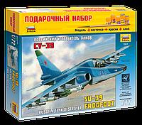 Подарочный набор сборная модель Zvezda (1:72) Российский истребитель танков Су-39