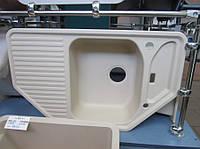Кухонная врезная мойка Teka из гранита Texina B-TG (топаз)