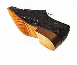 Туфли женские с напылением Kento , фото 3