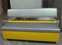 Лавочка диванчик для кухни, прихожей, лоджии, балкона