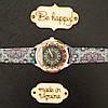 "Часы наручные арт ""Золотые узоры"", фото 5"