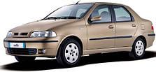 Защита двигателя на Fiat Albea (2002-2012)
