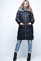 Удобная зимняя удлиненная куртка для женщин Prunel
