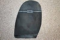 Профилактика (подметки) формованная резиновая для обуви ITALY, цвет - черный