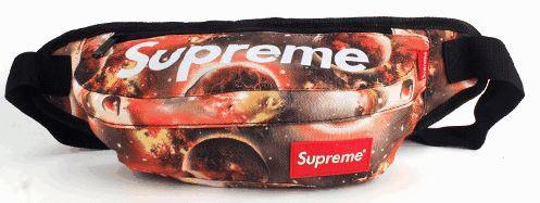 Сумка бананка, репліка Supreme 104, різні кольори