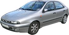 Защита двигателя на Fiat Brava (1995-2001)