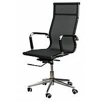 Офисное кресло Solano mеsh black (E0512)
