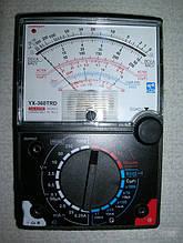Цифровой тестер мультиметр TS 360 TRD   .dr