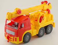 Кран игрушечный большой акрос, фото 1